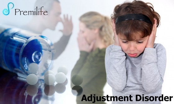 Adjustment-disorder