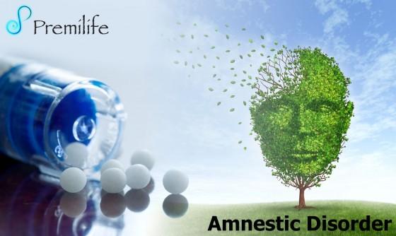 Amnestic-disorder