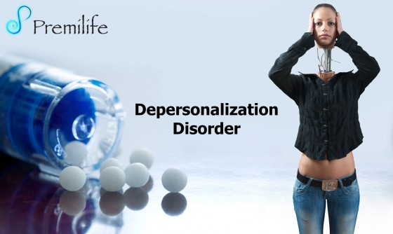 Depersonalization-disorder