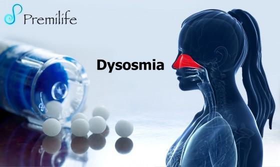 Dysosmia