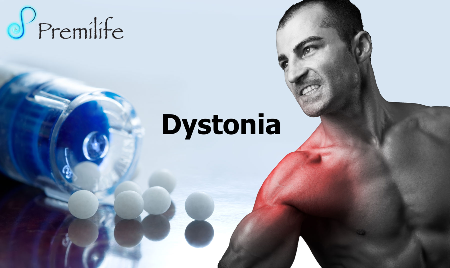 Dystonia Premilife Homeopathic Remedies
