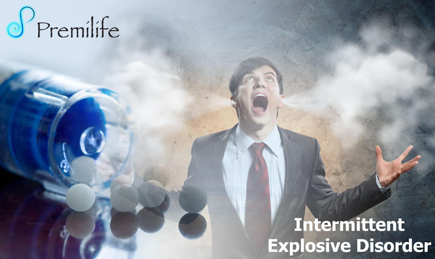 Treating intermittent explosive disorder