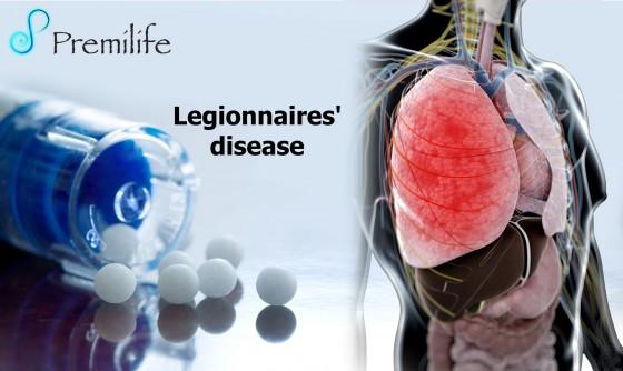 Legionnaires'-disease