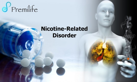 Nicotine-related-disorder