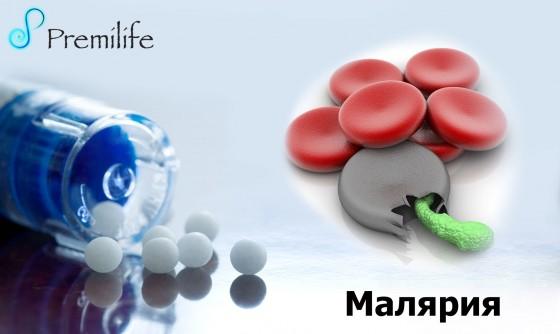 Malaria-russian